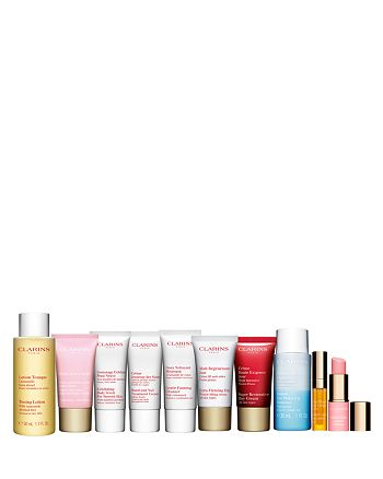 Clarins - Gift with purchase of any two  products!