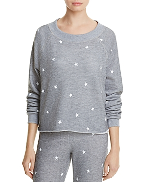 Wildfox Football Star Sweatshirt