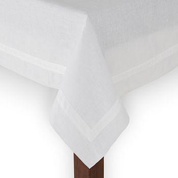 "Matouk - Lucerne Tablecloth, 70"" x 126"""