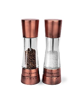 Cole & Mason - Cole & Mason Copper Finish Salt & Pepper Mills