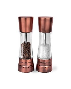 Cole & Mason - Cole & Mason Copper Finish Salt & Pepper Mills