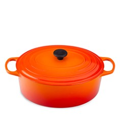 Le Creuset - 9.5-Quart Oval Dutch Oven