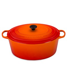 Le Creuset - 15.5-Quart Oval Dutch Oven