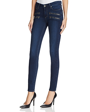 Paige Edgemont Ultra Skinny Jeans in Alden
