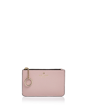 kate spade new york Cobble Hill Large Pebbled Leather Card Case
