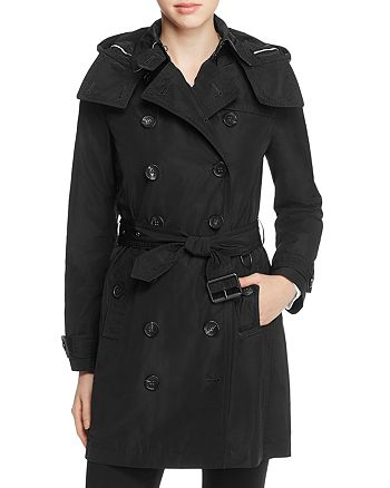 Burberry - Balmoral Hooded Trench Coat