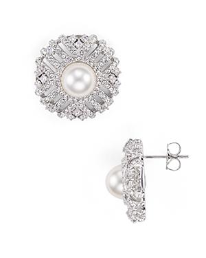 Nadri Nina Stud Earrings