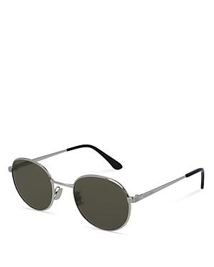 Saint Laurent Round Sunglasses, 47mm