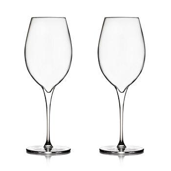 Nambé - Vie Pinot Grigio Glass, Set of 2