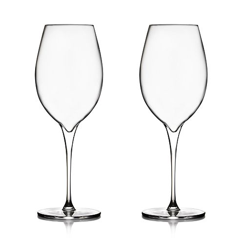 Nambé - Vie Pinot Grigio Glass, Set of 2