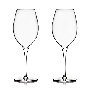 Nambe Vie Pinot Grigio Glass, Set of 2