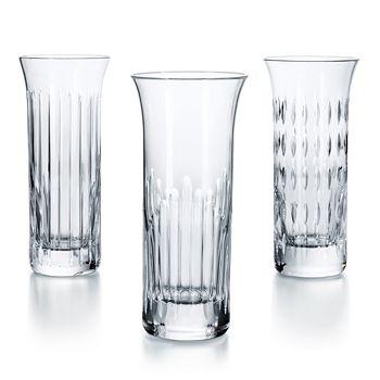 Baccarat - Flora Bud Vase, Set of 3