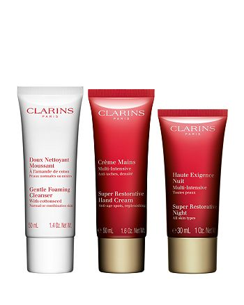 Clarins - Gift with any $80  purchase!