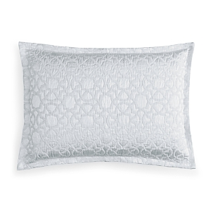 Hudson Park Ombre Tile Quilted King Sham - 100% Exclusive