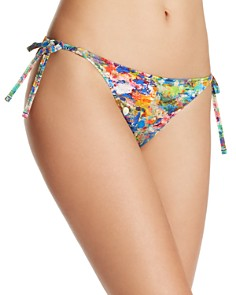 Paul Smith - Watercolor String Bikini Bottom