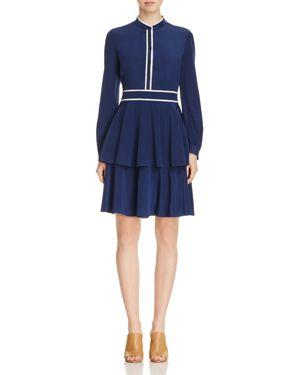 Tory Burch Winston Silk Dress 1897310