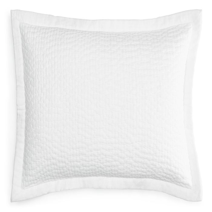Oake - Linen Quilted Euro Sham - 100% Exclusive