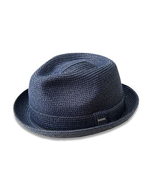 Billy Braided Straw Hat