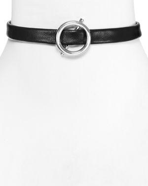 Aqua Jordan Buckle Choker Necklace, 12 - 100% Exclusive