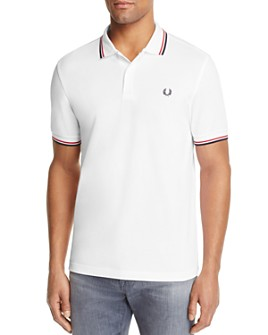 Fred Perry - Twin-Tipped Slim Fit Polo Shirt