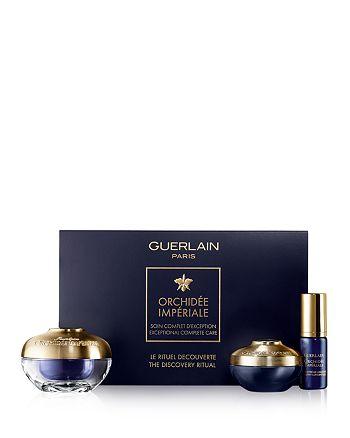 Guerlain - Orchidée Impériale Discovery Ritual Gift Set