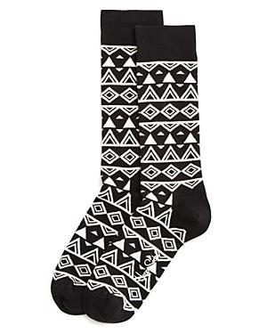 Happy Socks Men's Temple Socks