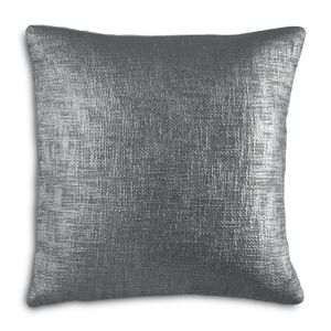 Dkny Geo Matelasse Metallic Printed Decorative Pillow, 18 x 18