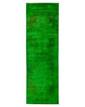 """Solo Rugs - Vibrance Runner Rug, 3' x 8'10"""""""