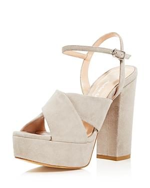 Charles David Rima Platform High Heel Sandals