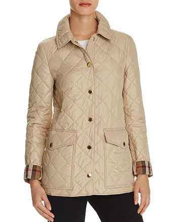 Burberry - Westbridge Quilted Jacket