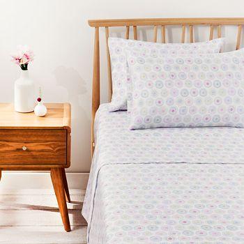 bluebellgray - Hatti Printed Sheet Set, Queen