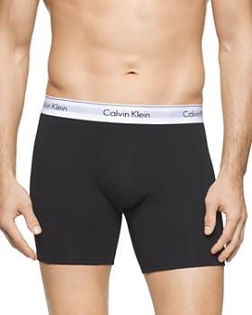 Calvin Klein - Modern Cotton Stretch Boxer Briefs - Pack of 2