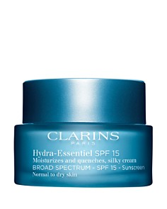 Clarins Hydra-Essentiel Silky Cream SPF 15, Normal to Dry Skin - Bloomingdale's_0