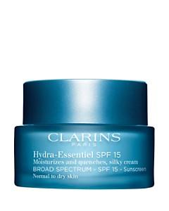 Clarins - Hydra-Essentiel Silky Cream SPF 15, Normal to Dry Skin