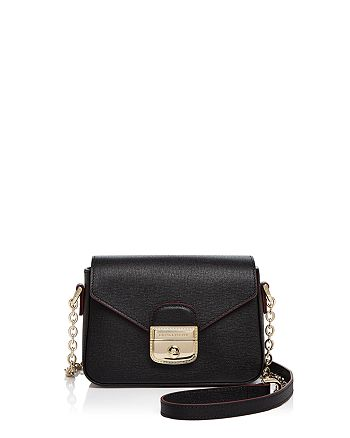 Longchamp - Le Pliage Heritage Small Leather Crossbody