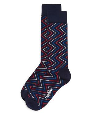 Happy Socks Men's Ziggy Socks