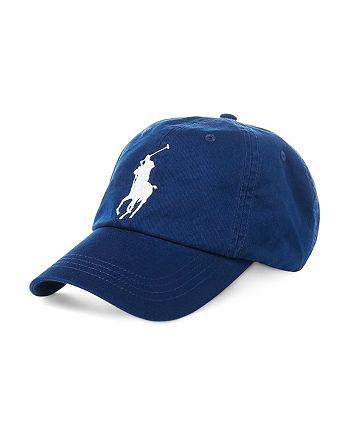 5a1f7d0fdf63d Polo Ralph Lauren - Big Pony Athletic Twill Cap