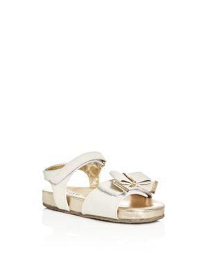 Michael Michael Kors Girls' Marsha Kiera Embossed Sandals - Toddler, Little Kid, Big Kid