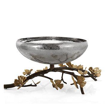 Michael Aram - Butterfly Ginkgo Large Centerpiece Bowl