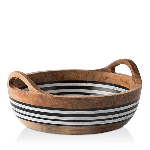 Juliska - Stonewood Stripe Round Serving Bowl