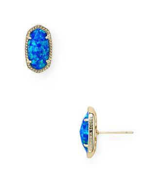 Kendra Scott Ellie Kyocera Opal Earrings