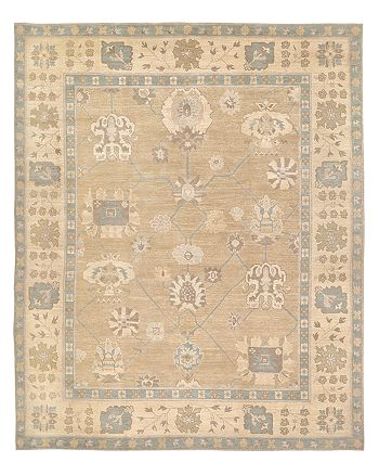 Tufenkian Artisan Carpets - Arts & Crafts Collection - Dorset Area Rug, 12' x 16'