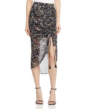 Rebecca Minkoff - Romy Floral Skirt