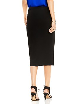 VINCE CAMUTO - Knit Pencil Skirt