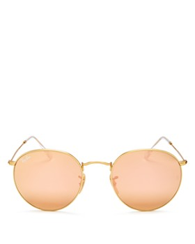 20a1f7bbca Ray-Ban - Unisex Icons Mirrored Round Sunglasses