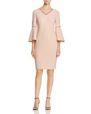 Calvin Klein Bell Sleeve Dress - 100% Exclusive 2434370