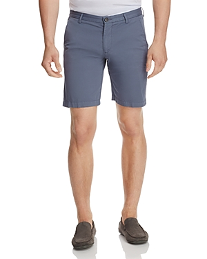 Boss Rice Cotton Slim Fit Shorts