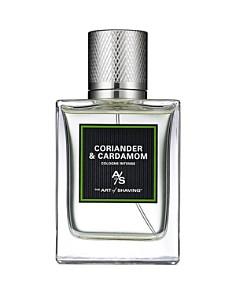 The Art of Shaving Coriander & Cardamom Intense Eau de Cologne - Bloomingdale's_0