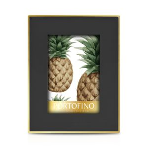 Argento Sc Seafoam Glass Frame, 4 x 6