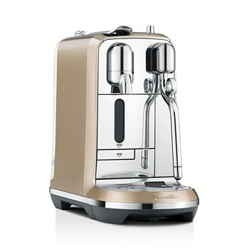 Nespresso - Breville Creatista
